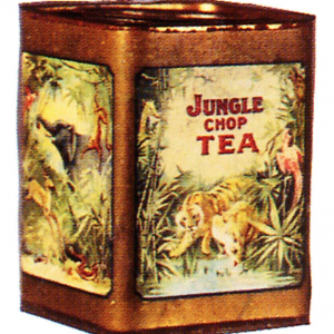 Jungle Chop Tea Tin