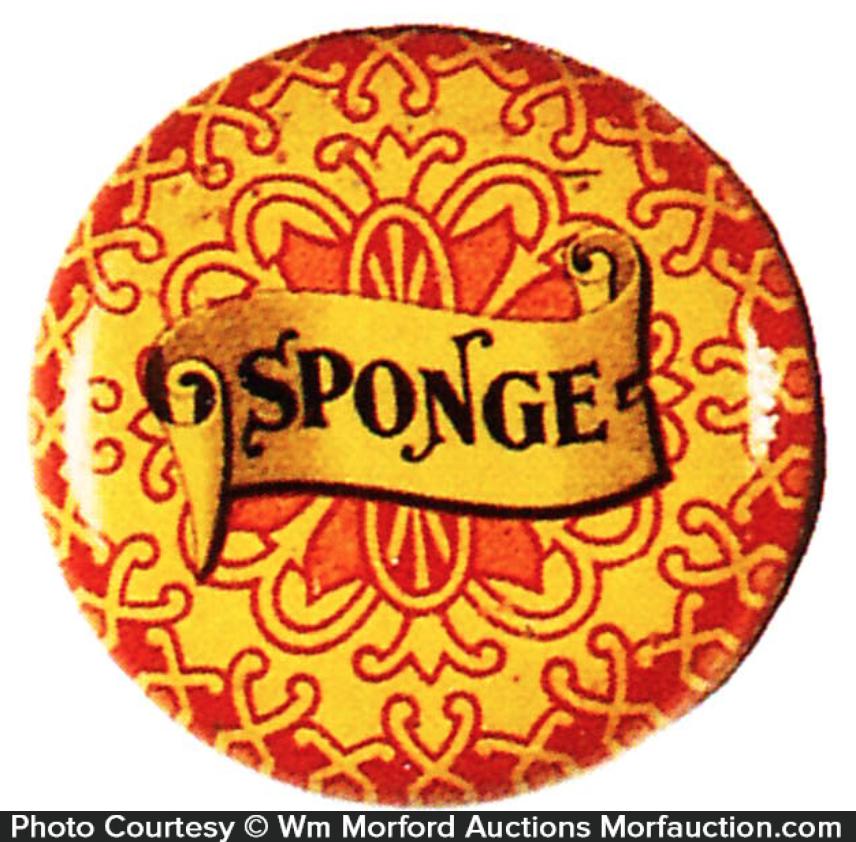 Contraceptive Sponge Tin