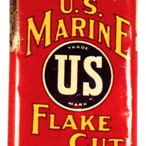 Us Marine Tobacco Tin