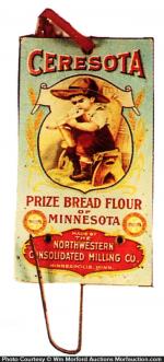 Ceresota Flour Bill Hook