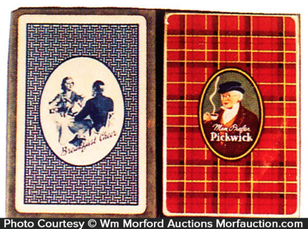 Coffee Company Playing Cards