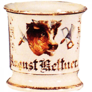 Butcher Shaving Mug
