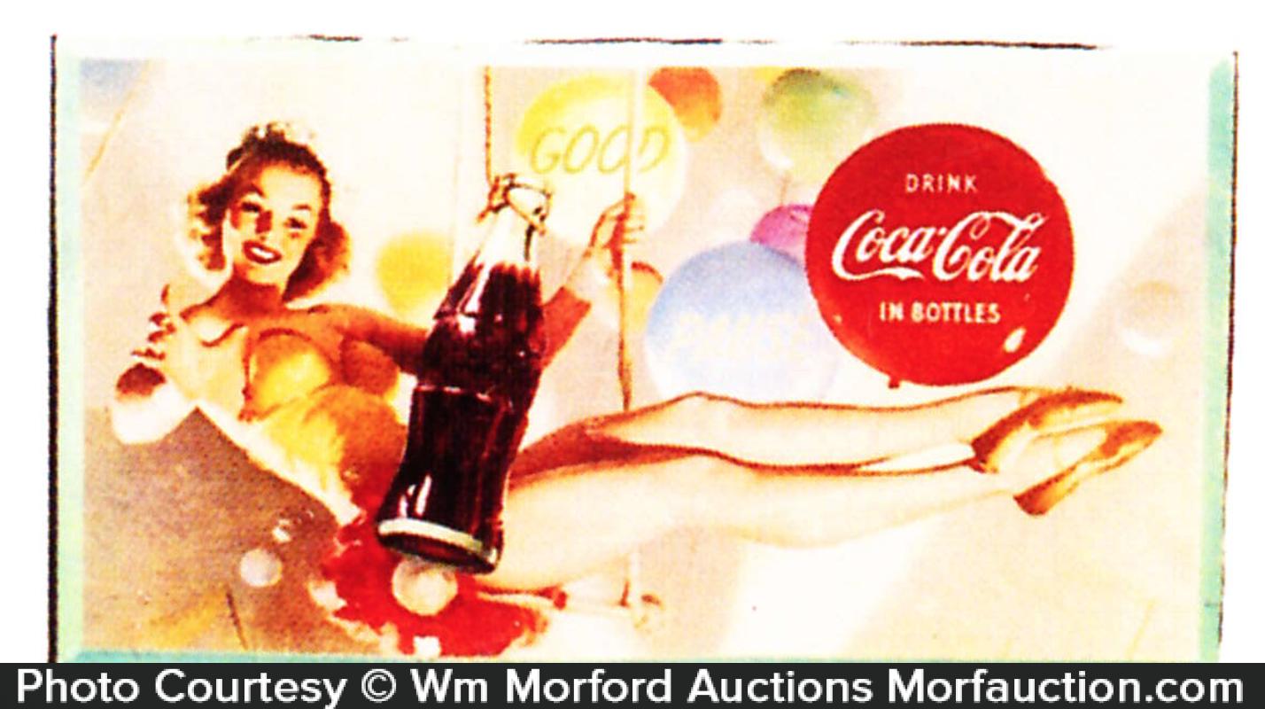 Coca-Cola Circus Sign