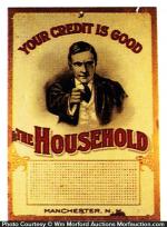 Household Finance Match Scratcher