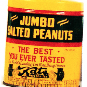 Katz Jumbo Peanuts Tin