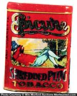 Epicure Tobacco Tin