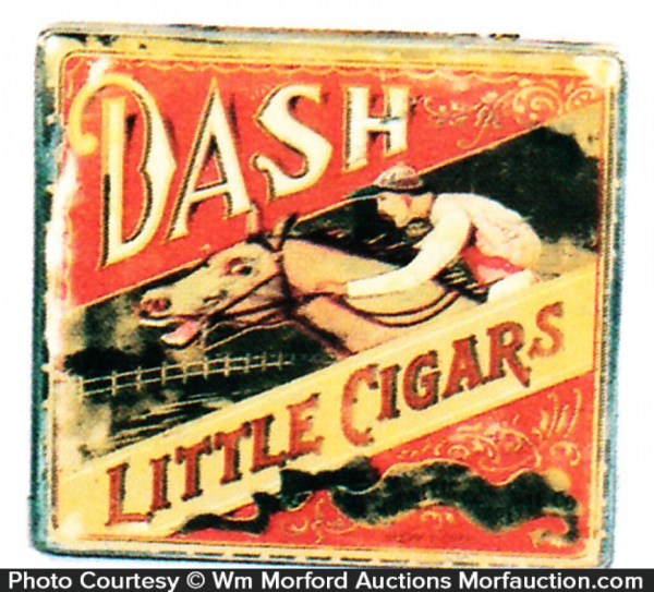 Dash Little Cigars Tin