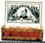 Pride Of All Cigar Box