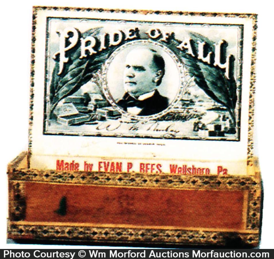 Pride Of All Cigar Box