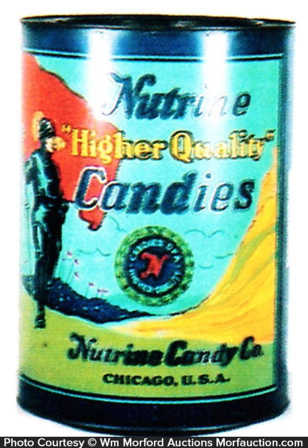 Nutrine Candy Tin