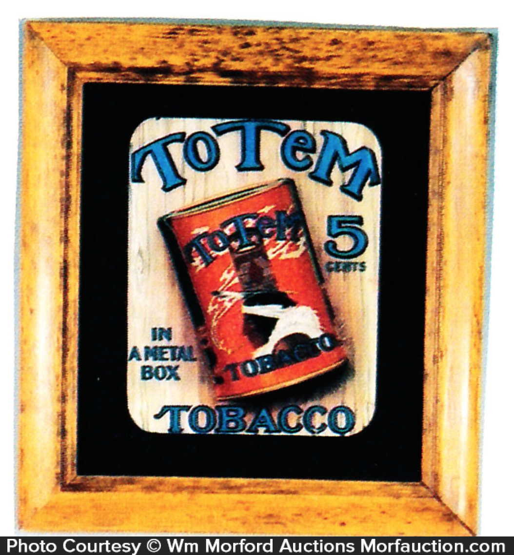 Totem Tobacco Sign