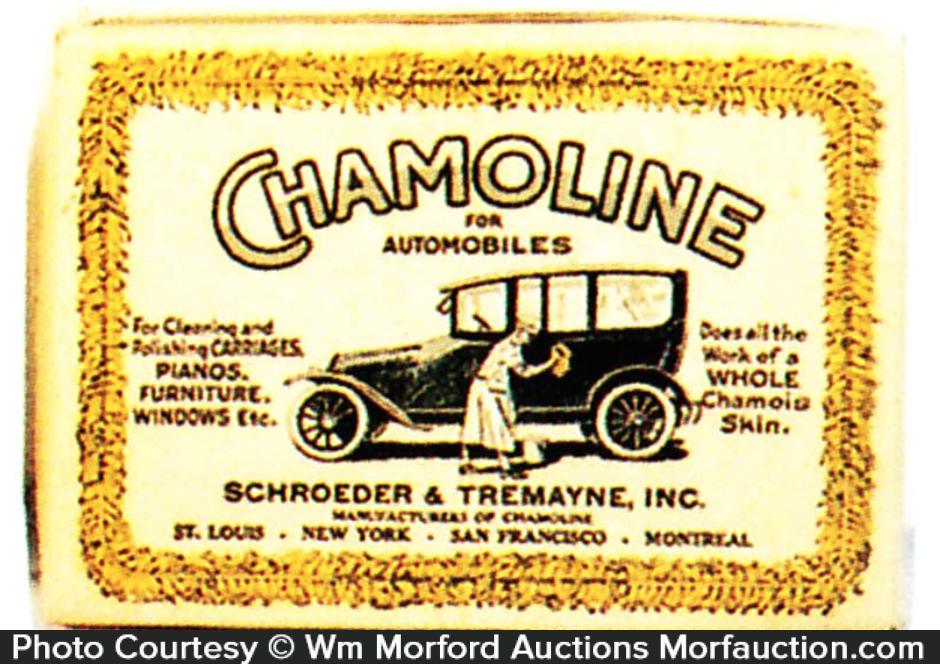Chamoline Auto Chamois Box