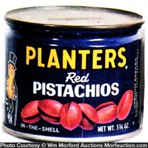 Planters Pistachios Bank