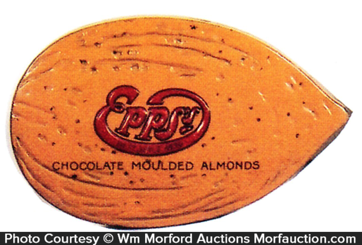 Epps's Chocolate Almonds Tin