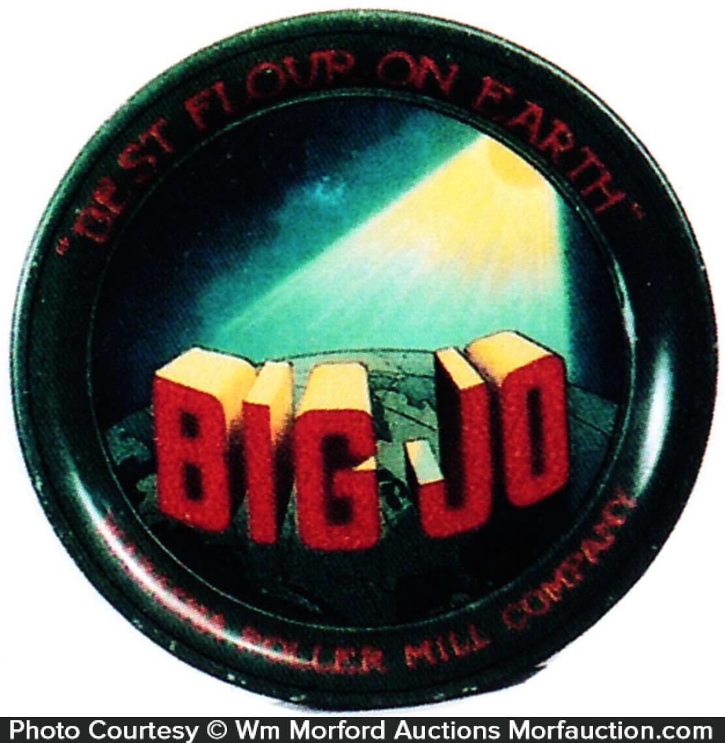 Big Jo Tip Tray