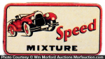 Speed Mixture Tobacco Tin