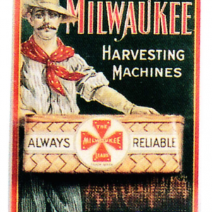 Milwaukee Harvesting Match Holder