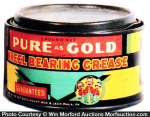 Pep Boys Grease Can