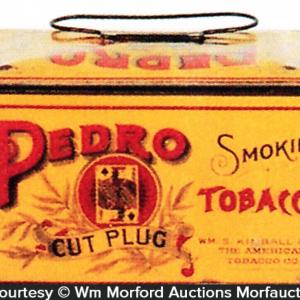 Pedro Tobacco Pail