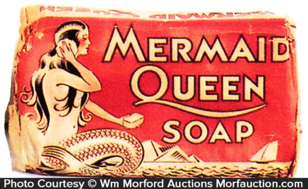 Mermaid Queen Soap Box