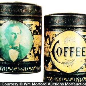 Political Coffee Tin