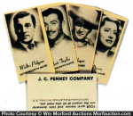 Movie Star Cards