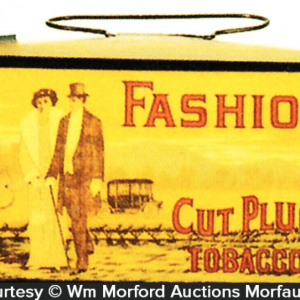 Fashion Tobacco Tin