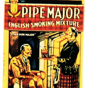 Pipe Major Tobacco Tin