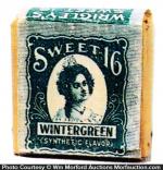 Sweet 16 Gum Pack