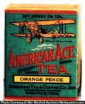 American Ace Tea Tin