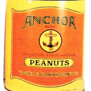 Anchor Peanuts Tin