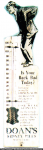 Doan's Kidney Pills Thermometer