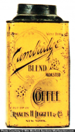 Cambridge Blend Coffee Can