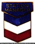 Chevron Badge