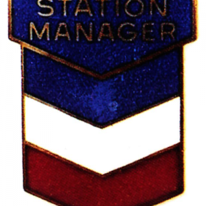 Chevron Badge