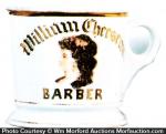 Barber Shaving Mug