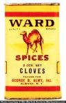 Ward Spice Tin