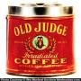 Old Judge Coffee Ash Tray