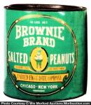 Brownie Peanuts Tin