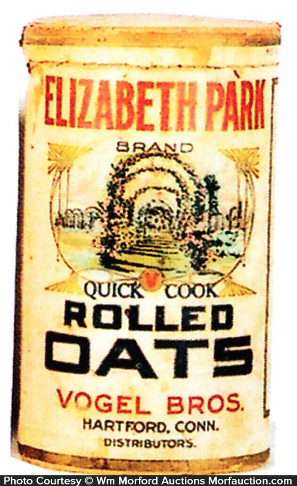Elizabeth Park Oat Box