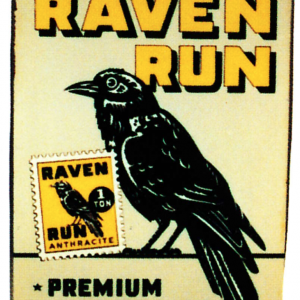 Raven Run Coal Sign