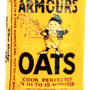 Armour Oats Sample Box