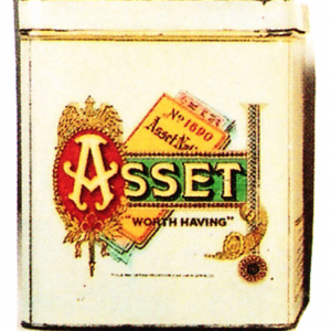 Asset Cigar Can