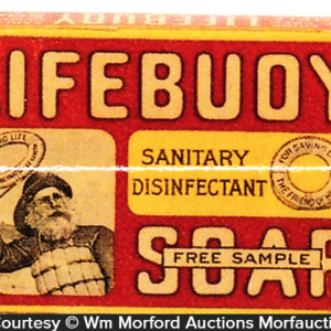 Lifebuoy Soap Sample Box
