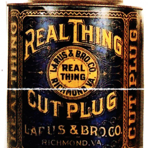 Real Thing Tobacco Tin