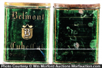 Belmont Tobacco Tin