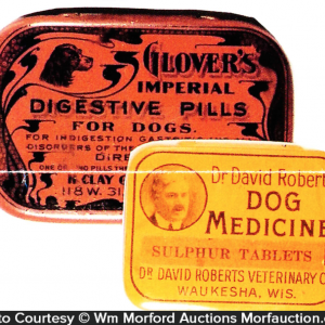 Glover's Digestive Pills Tin