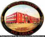 Cunningham's Ice Cream Tray