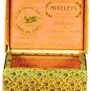 Victor Mintlets Gum Display Box
