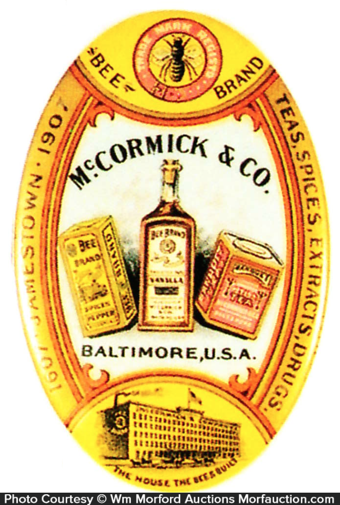 Mccormick & Co. Mirror
